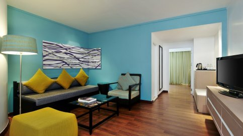 Swissotel Resort Phuket - One Bedroom Deluxe Suite