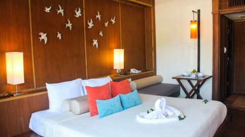 Seaview Patong Phuket - Superior Room