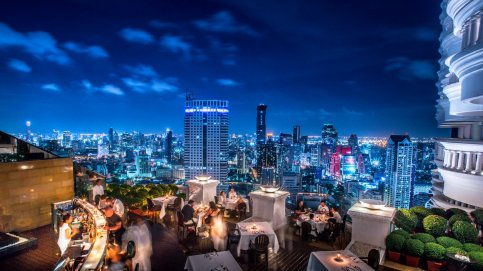 Tower Club at Lebua - Restaurant und Bar