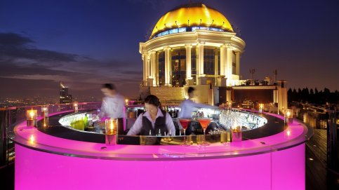 Tower Club at Lebua - Skybar