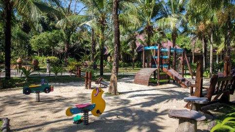 Ramayana Resort & Spa - Spielplatz